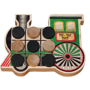 Tic-Tac-Toot - Wooden Toys
