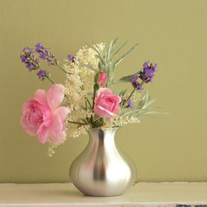 Anjou Pewter Vase - Indoor Decor