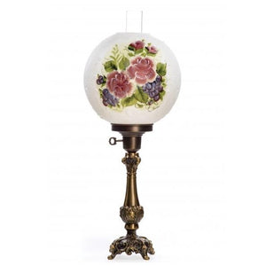 Victorian Ball Lamp - Bouquet - Fortune And Glory - Made in USA Gifts