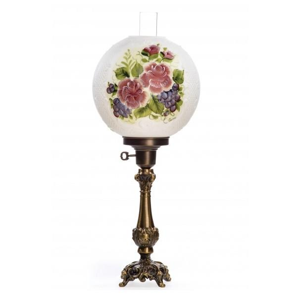 Victorian Ball Lamp - Bouquet