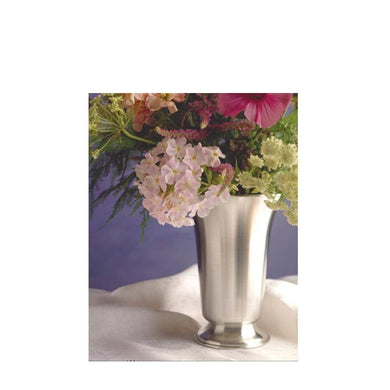 Lily Pewter Vase - Indoor Decor