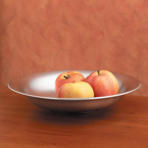 Pewter Fruit Bowl