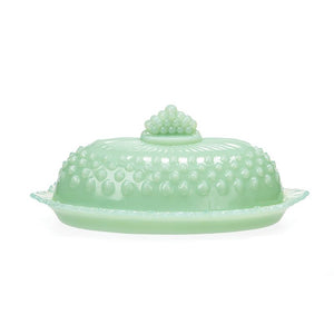 Gigi Glass Stick Butter Dish - 4 Color Options