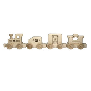 My First Train - Wooden Toys