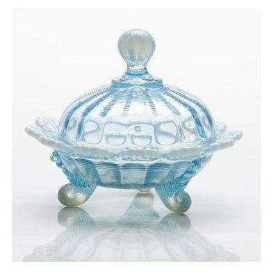 Glass Candy Dish - 5 Color Options - Baby Gifts