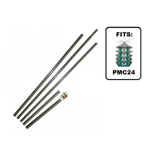 CP24 Replacement Pole For PMC24 - Birdhouses