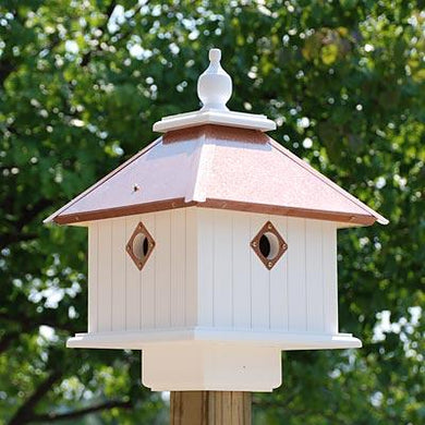 Carriage Bird House, Copper Roof