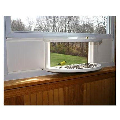 ClearView Window Bird Feeder