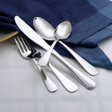 Annapolis Complete Flatware Set - Fortune And Glory - Made in USA Gifts