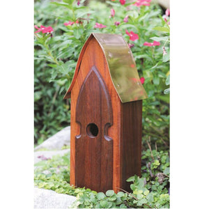 Arrowhead Lodge Birdhouse - Birdhouses