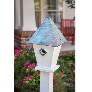 Verdi Villa Birdhouse - Fortune And Glory - Made in USA Gifts