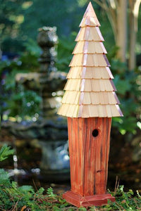 Skyscape Birdhouse - Fortune And Glory - Made in USA Gifts