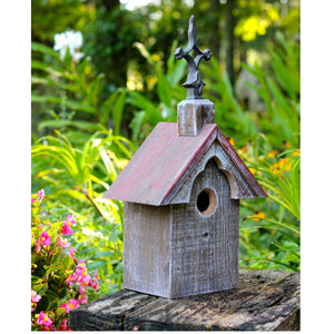 Cottonwood Chapel Birdhouse - Birdhouses
