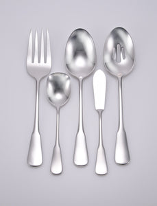 Susanna Complete Flatware Set - Fortune And Glory - Made in USA Gifts