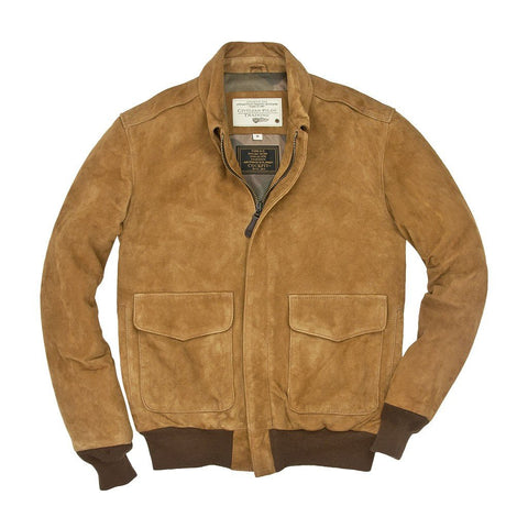 Gentleman Pilot A-2 Flight Jacket