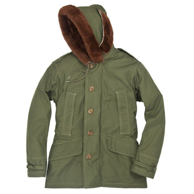B-11 Winter Parka - Fortune And Glory - Made in USA Gifts