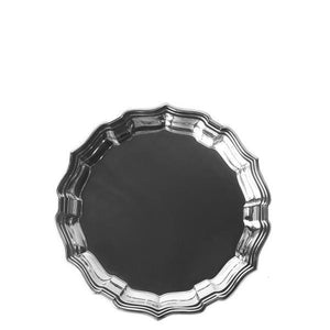 Chippendale Pewter Tray 10 - ENG