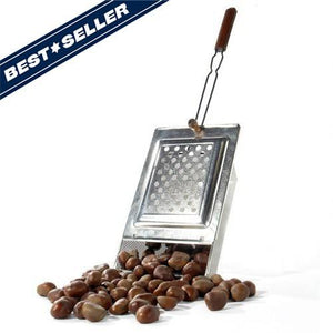 Signature Chestnut Roaster - Fortune And Glory - Made in USA Gifts