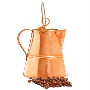 Lewis & Clark Coffee Pot - Fortune And Glory - Made in USA Gifts