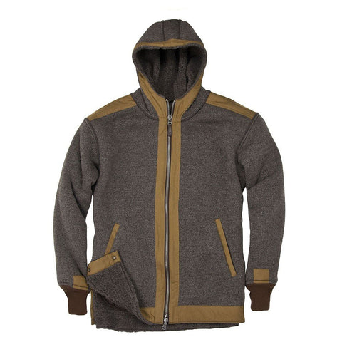 Adak Hooded D-2 Pile Liner Jacket