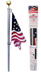 Defender Flagpole - Fortune And Glory - Made in USA Gifts
