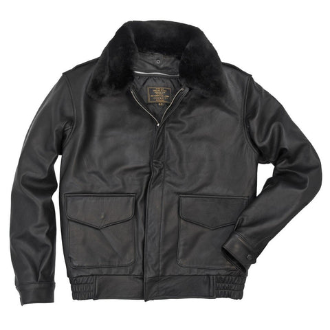 Flight Rider Leather Jacket