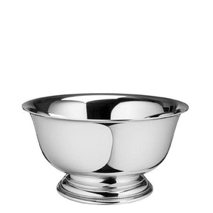 "Revere Bowl in Pewter 7"" - Fortune And Glory - Made in USA Gifts"