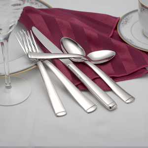 Lexington Complete Flatware Set - Fortune And Glory - Made in USA Gifts