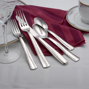 Pinehurst Flatware Set - Fortune And Glory - Made in USA Gifts