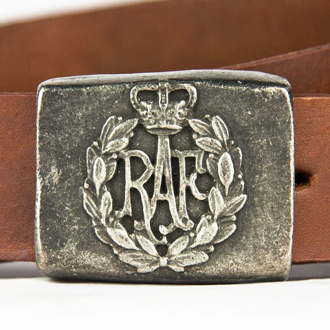 R.A.F. Leather Belt