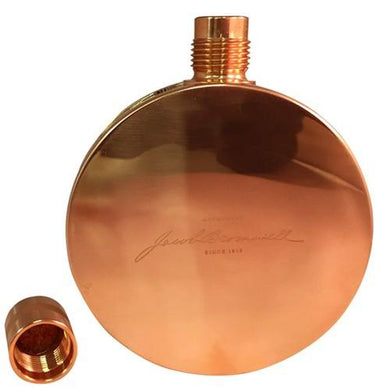 Alamo Round Flask - Fortune And Glory - Made in USA Gifts