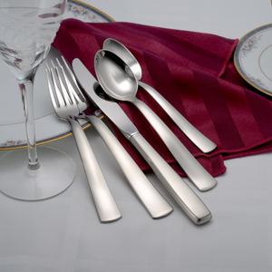 Satin America Flatware Set - Fortune And Glory - Made in USA Gifts