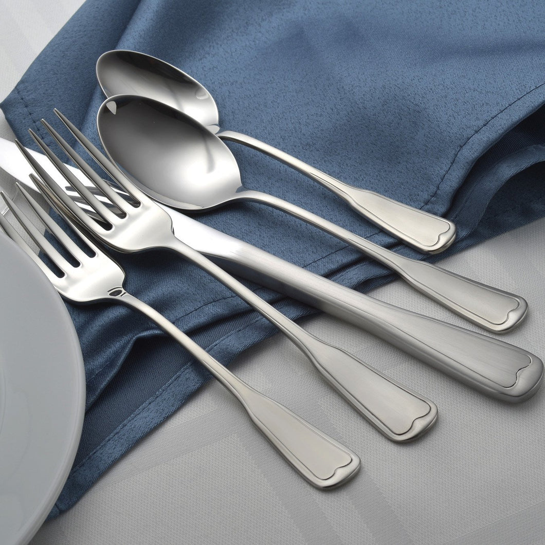 Satin Richmond Complete Flatware Set