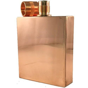 Urban Outlaw Flask - Fortune And Glory - Made in USA Gifts
