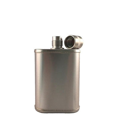 Stealth Edition Flask - Stainless Steel - Fortune And Glory - Made in USA Gifts