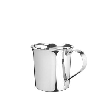 Miles Sterling Baby Cup in Sterling Silver - Fortune And Glory - Made in USA Gifts