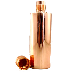 Bolt Flask - Fortune And Glory - Made in USA Gifts