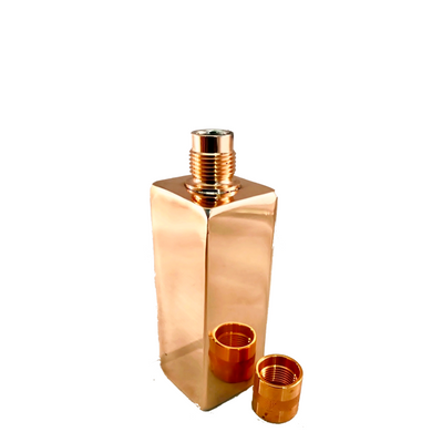 Tower Flask - Fortune And Glory - Made in USA Gifts
