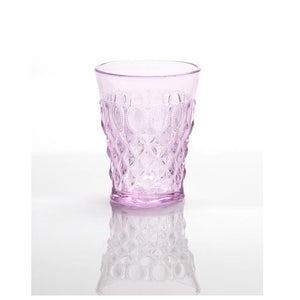 Elizabeth Glass Tumbler - 3 Color Options - Fortune And Glory - Made in USA Gifts