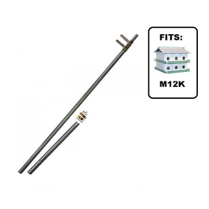 MPQ Telescoping Pole With Locking Clamps # MPQ - Birdhouses