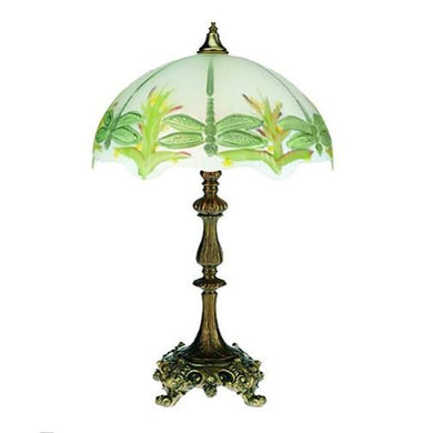 Green Dragonfly Lamp - Baby Gifts