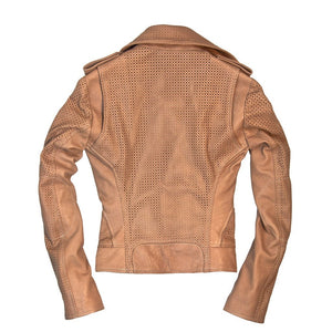 Victory Girl Motorcycle Jacket