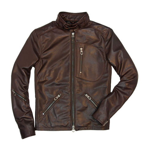 Falcon II Leather Jacket