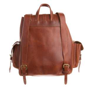 Leather Legacy Backpack