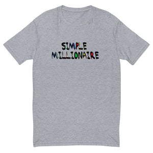 SIMPLE MILLIONAIRE TEE - All Stuck
