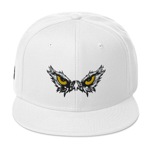 Eagle Eye Snapback Hat - All Stuck