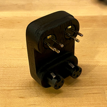 Load image into Gallery viewer, Balanced XLR Hardwood Mini-Link Interconnect for Schiit Modius/Magnius