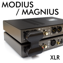 Load image into Gallery viewer, Balanced XLR Mini-Link Interconnect for Schiit Modius/Magnius