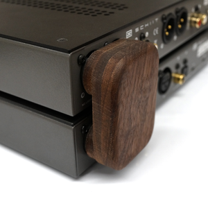 Balanced XLR Hardwood Mini-Link Interconnect for Schiit Modius/Magnius
