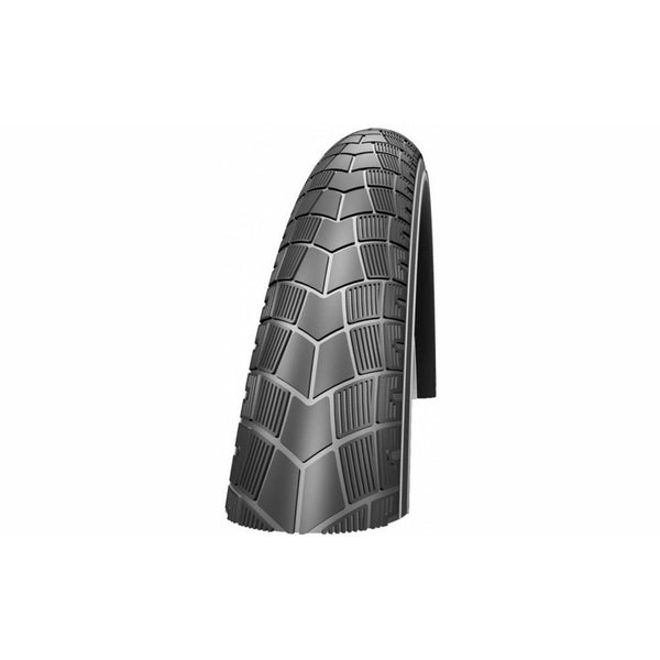 SCHWALBE BUITENBAND 28X2.00 (50-622) BIG APPLE KEVLAR GUARD ZWART